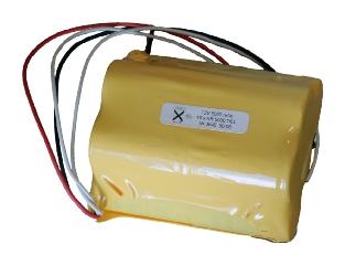 Batteripakke til lasere