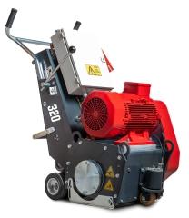 Scanmaskin Ferox 320 WS, Fræsemaskine