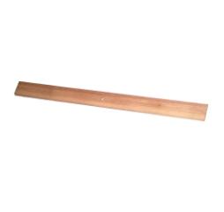 Asfaltragerblad, træ, 700 mm
