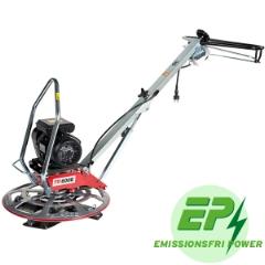 Swepac TR600E, Glittemaskine, elektrisk