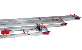 Vibrationsbjælke, SVF2,2, Swepac - 2,2m