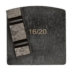 WSM Black, 8 mm, #16/20, Single