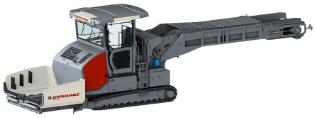 Dynapac MF2500CL, Mobil asfaltføder